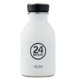 24Bottles Urban bottle 250ml Ice White