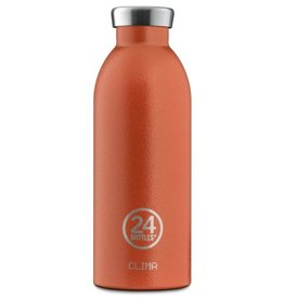 24Bottles Clima Bottle 500ml Sunset Orange (Thermosfles)