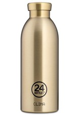 24Bottles Clima Bottle 500ml Prosecco Gold (Thermosfles)