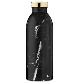 24Bottles Clima Bottle 500ml Marble Black (Thermosfles)