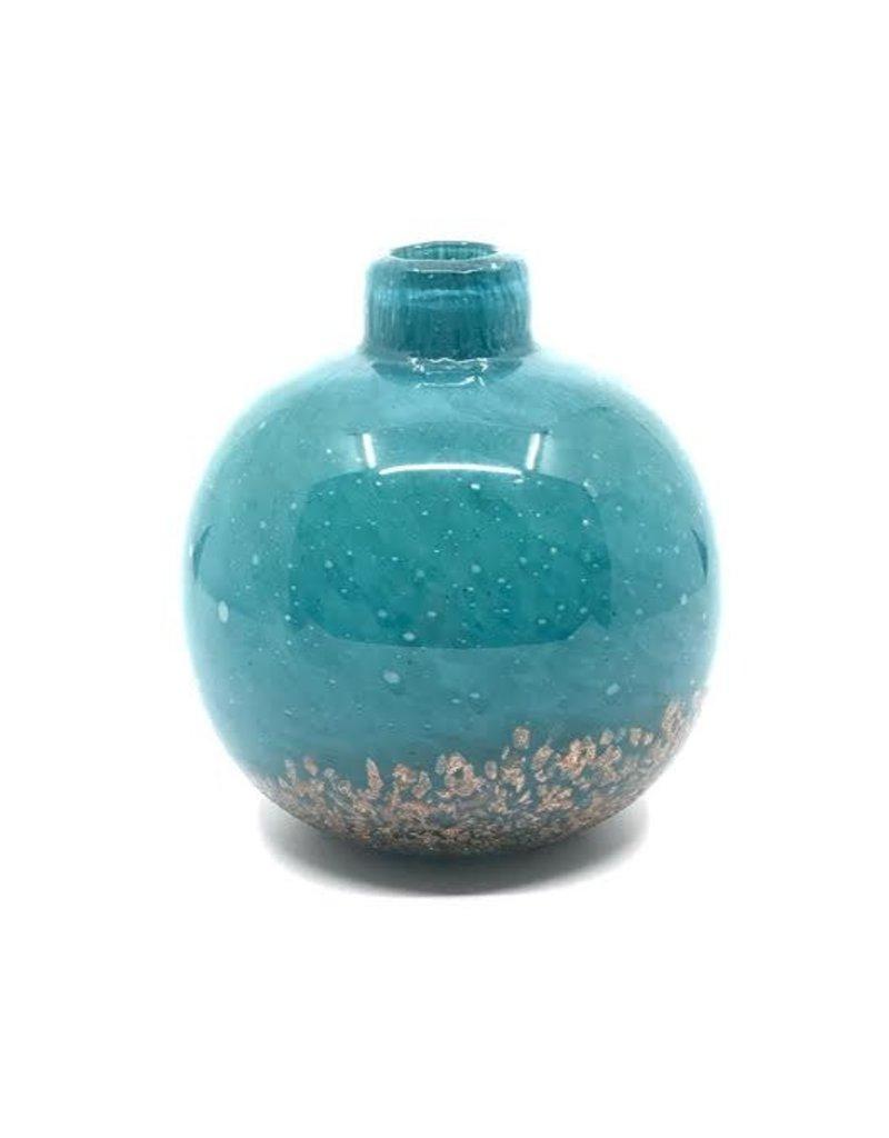 Diga C Vase Petrol 12x10x10cm