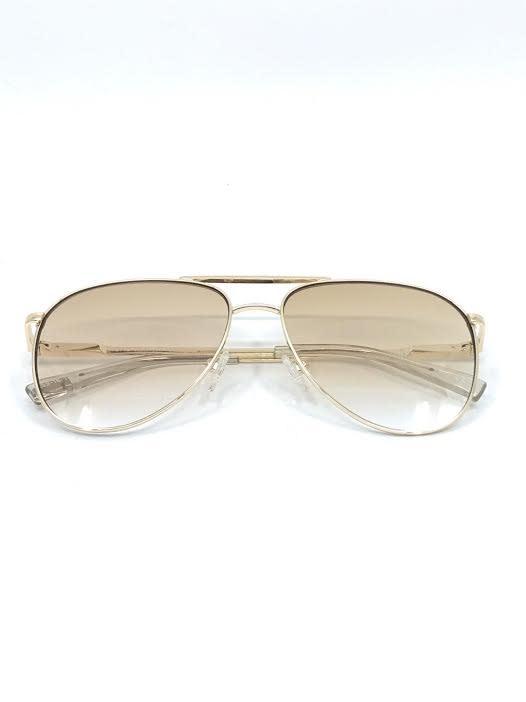 Le Specs ROAD TRIP BRIGHT GOLD W/ TAN GRAD FLASH MIRROR