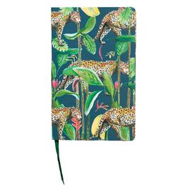 E100003  Notebook Wild Jungle Stories blue Catchii