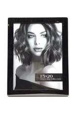ZEP - Fotolijst Sammy  B Zwart/Grafiet voor 15x20cm foto's