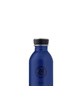 24Bottles Urban Bottle 250ml Gold Blue