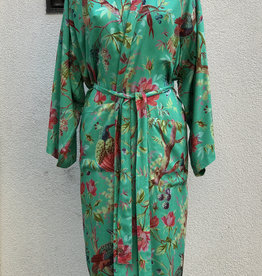 Imbarro Home & Fashion Imbarro Kimono Royal Paradise Turquoise Onesize