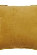 Fluwelen kussen Honey 45x45Cm
