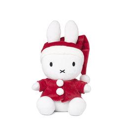 Nijntje/Miffy Miffy Santa Sitting -24cm