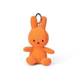Nijntje/Miffy Miffy Keychain Corduroy Orange 10cm