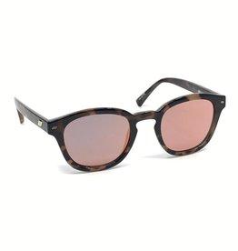 Le Specs Le Specs Conga/Volcanic Tort/Coral Mirror