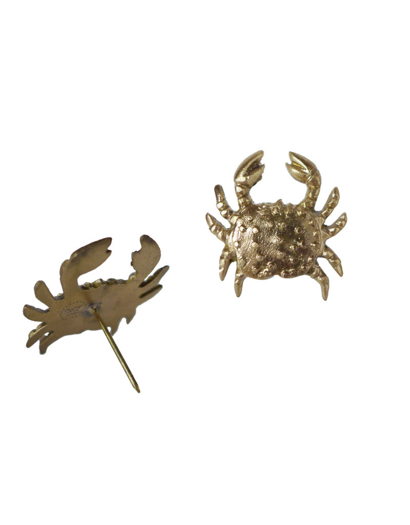 Doing Goods Doing Goods Bobby Crab Candle Pin