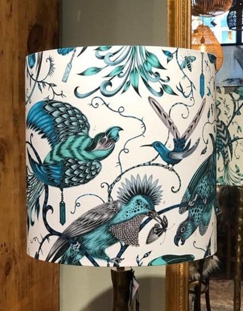 DigaC Lampenkap Wit met Vogels