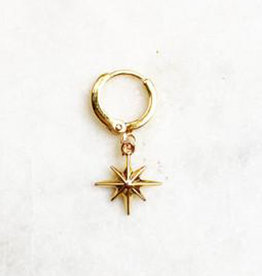 By Nouck By Nouck Earring North star