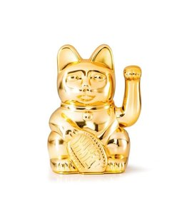 Donkey products Donkey Lucky Cat Special Gold 15x10,5cm