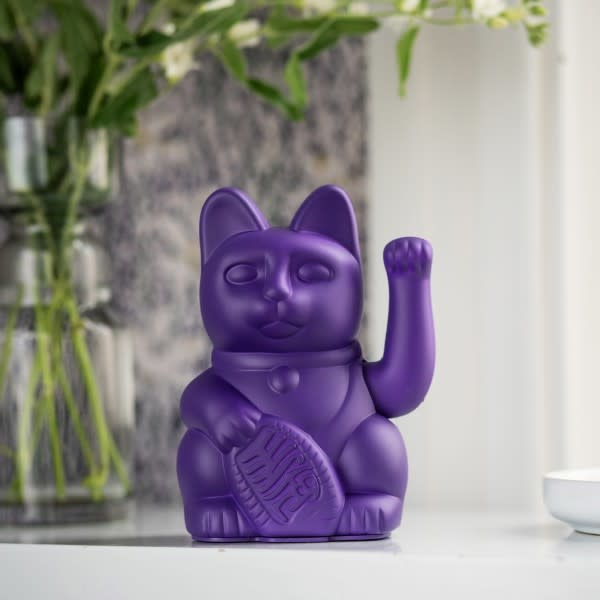 Donkey products Donkey Lucky Cat  Paars
