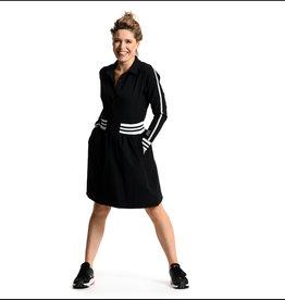 Sneakerdresses Sneakerdresses Dress Sporty Black S tm XXL