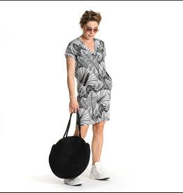 Sneakerdresses Sneakerdresses Dress Graphic Flower 017 S tm XXL
