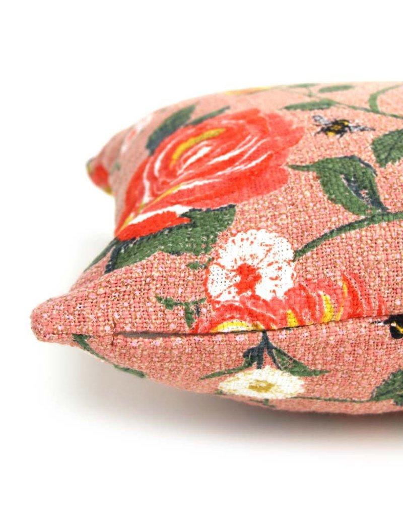 Imbarro Home & Fashion Imbarro Kussen Eva Coral 40x60cm