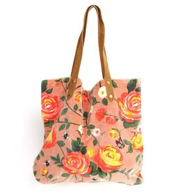 Imbarro Home & Fashion Imbarro Shopper Eva Coral 52x55cm