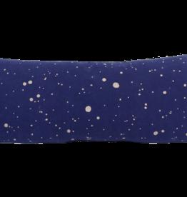 Imbarro Home & Fashion Imbarro Kussen Droplets - Night Blue 40x90cm Incl.Binnenkussen