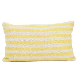 Imbarro Home & Fashion Imbarro Cushion Raja Ocre 35x70cm Incl.Binnenkussen