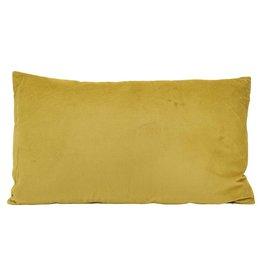Imbarro Home & Fashion Imbarro Cushion Lala SL Ocre 45x80 cm Incl.Binnenkussen