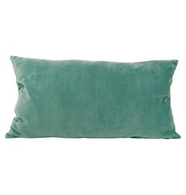 Imbarro Home & Fashion Imbarro Cushion Lala SL Aqua 45x80 cm Incl.Binnenkussen
