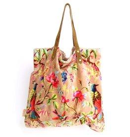 Imbarro Home & Fashion Imbarro Shopper Paradise Large Ecru 52x55cm