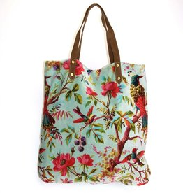 Imbarro Home & Fashion Imbarro Shopper Paradise Large Mint 52x55cm
