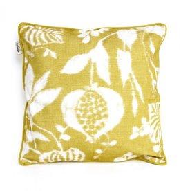 Imbarro Home & Fashion Imbarro Cushion Terra Ocre 50x50 cm Incl.Binnenkussen