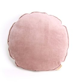 Imbarro Home & Fashion Imbarro Pouf Danio Pink dia50cm