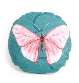 Imbarro Home & Fashion Imbarro Cushion Butterfly dia 45cm