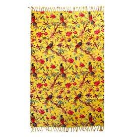 Imbarro Home & Fashion Imbarro Hammamtowel Paradise Yellow 100x200cm