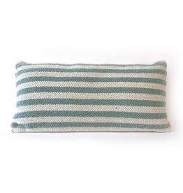 Imbarro Home & Fashion Imbarro Cushion Raja Mint 35x70cm Incl.Binnenkussen