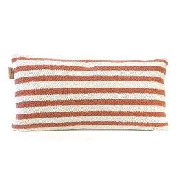 Imbarro Home & Fashion Imbarro Cushion Raja Coral 35x70cm Incl.Binnenkussen