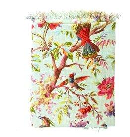Imbarro Home & Fashion Imbarro Throw Paradise Heaven Mint 130x170cm