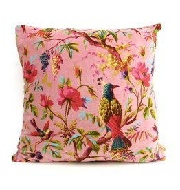 Imbarro Home & Fashion Cushion Paradise XL Coral 60x60 cm Incl.Binnenkussen