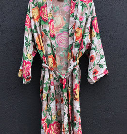 Imbarro Home & Fashion Imbarro Kimono Rosie Royal Onesize