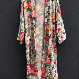 Imbarro Home & Fashion Imbarro Kimono Royal Paradise Rosie  Onesize