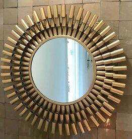 Ferdie Mirror Gold Metalen lijst Dia 71/37