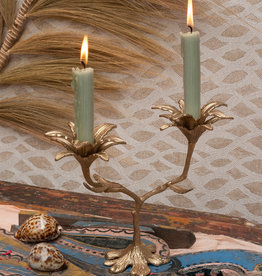Doing Goods Doing Goods Palash Palm Multi Candle Holder
