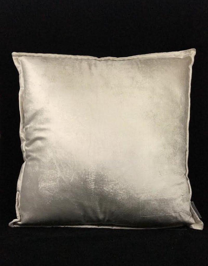 DigaC Cushion Almond plain velvet 50x50cm