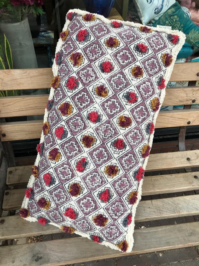 Imbarro Home & Fashion Imbarro Cushion Mahala Inc.Binnenkussen 40x75cm