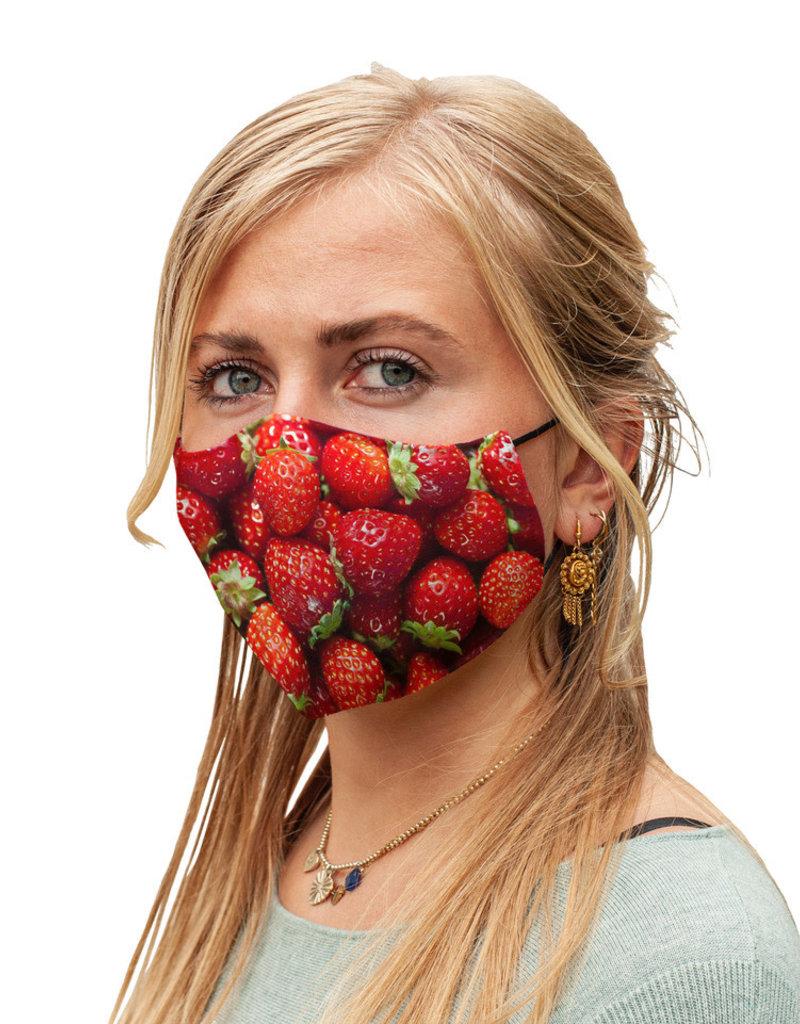 Mondkapje Strawberry Fields