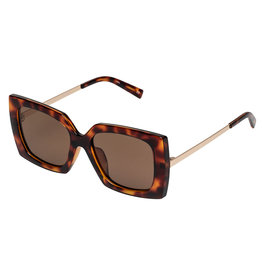 Le Specs Discomania-TORTOISE W/ BROWN MONO **POLARIZED**