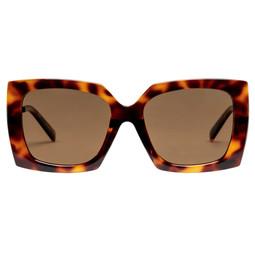 Le Specs Discomania-TORTOISE W/ BROWN MONO **POLARIZED**