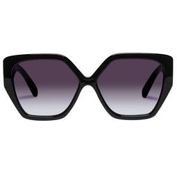 Le Specs So Fetch-BLACK  W/ SMOK E GRAD