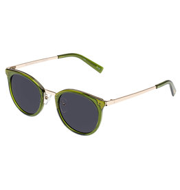 Le Specs No Lurking-KHAKI W/ SMOKE MONO