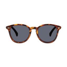 Le Specs Bandwagon-Matte Torts Smoke Mono Polarized