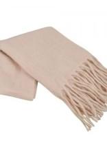 GoRound Plaid Soft Pink 130x170cm